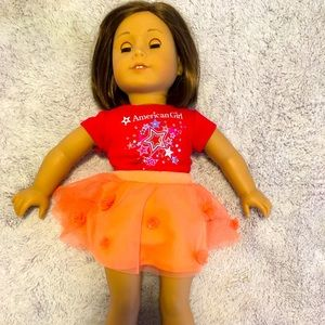 Perfect condition American Girl Doll!